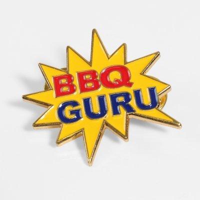 BBQ Guru Lapel Pin