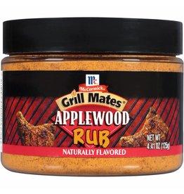 McCormick McCormick applewood rub