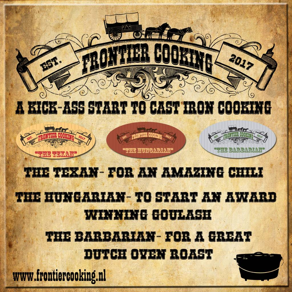 Frontier Cooking The Hungarian