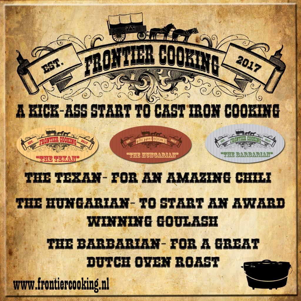 FrontierCooking Frontier Cooking Campfire Beans (Starter)