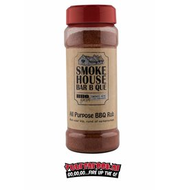 Smoke House BBQ BBQ Guru.NL / Smoke House BBQ All Purpose award winning BBQ Rub