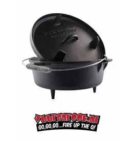 Vuur&Rook Vuur&Rook  Dutch Oven 6 Quarts met Coolgripp