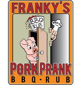 Franky's Pork Prank (BBQ-On) Award Winning Pork Rub  Bulk Bag 10 kilo