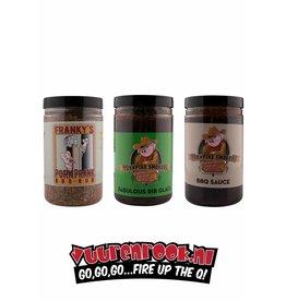 Vuur&Rook We Love Ribs!