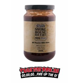 Smoke House BBQ BBQ Guru.NL / Smoke House BBQ All Purpose BBQ Sauce