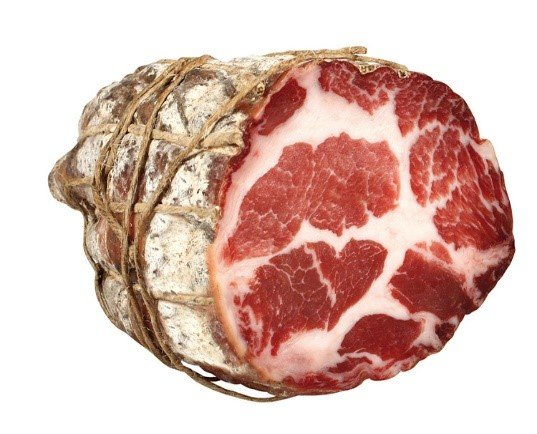 Recept Coppa di Parma Traditionale