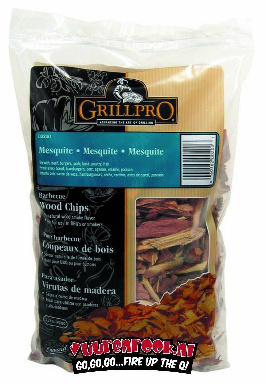 Grillpro GrillPro Rauch Chips Mesquite