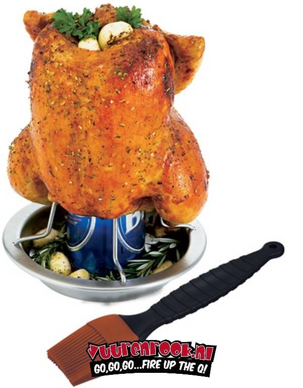 Grillpro Drunken Chicken DeLUXE