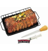 Grillpro DeLUXE Roasting set
