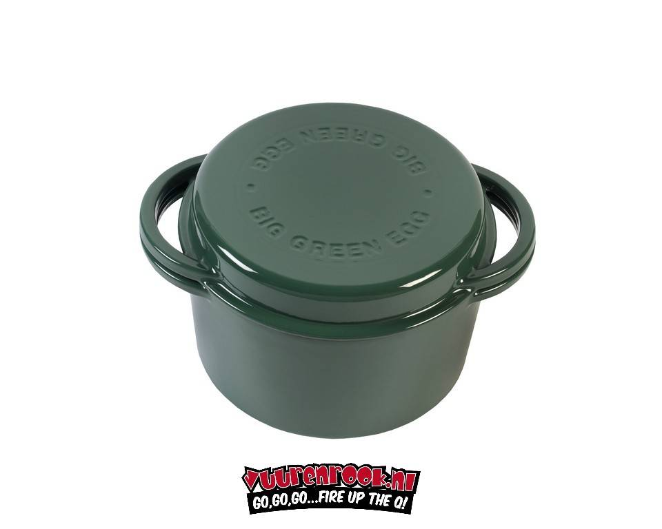 Big Green Egg  Dutch Oven Round