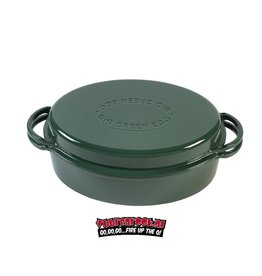 Big Green Egg  Dutch Oven Oval