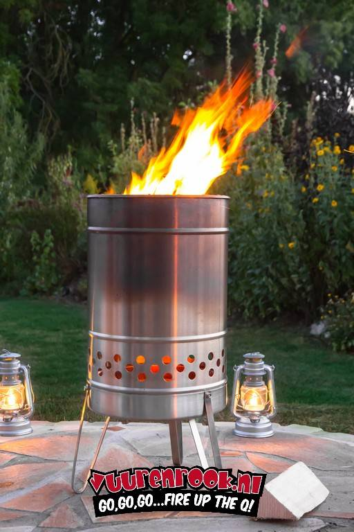 Feuerhand by Petromax RVS Stove