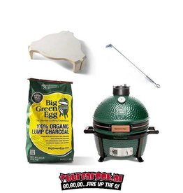 Big Green Egg MiniMax AKTIE Pakket!