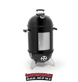 Barbecook Bullit / Mountain Smoker 54cm incl hanging ribs en 2 roosters