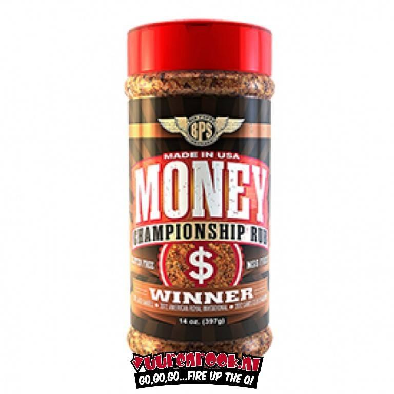 Big Poppa Smokers Money Rub 14oz