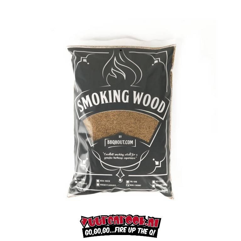 BBQHout.com Rookmot Kers 1 kilo (geschikt voor CSG)