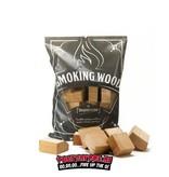 BBQHout.com Chunks / Blocks Beuk 1 kilo