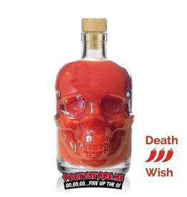 Saus Guru Skull Sauce Type: DeathWish 500ml