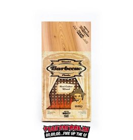 Axtschlag Axtschlag Smoke Shelf Red Cedar