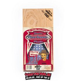 Axtschlag Axtschlag Rook Plank Cherry 3st. 300x150x11mm