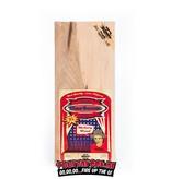 Axtschlag Axtschlag Rauchregal Hickory XL 2st