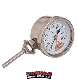 Big Poppa Smokers Thermometer 500F (UDS)
