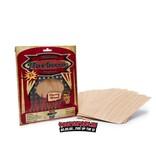 Axtschlag Wood Papers  Cherry XL 8 stuks 19x17cm