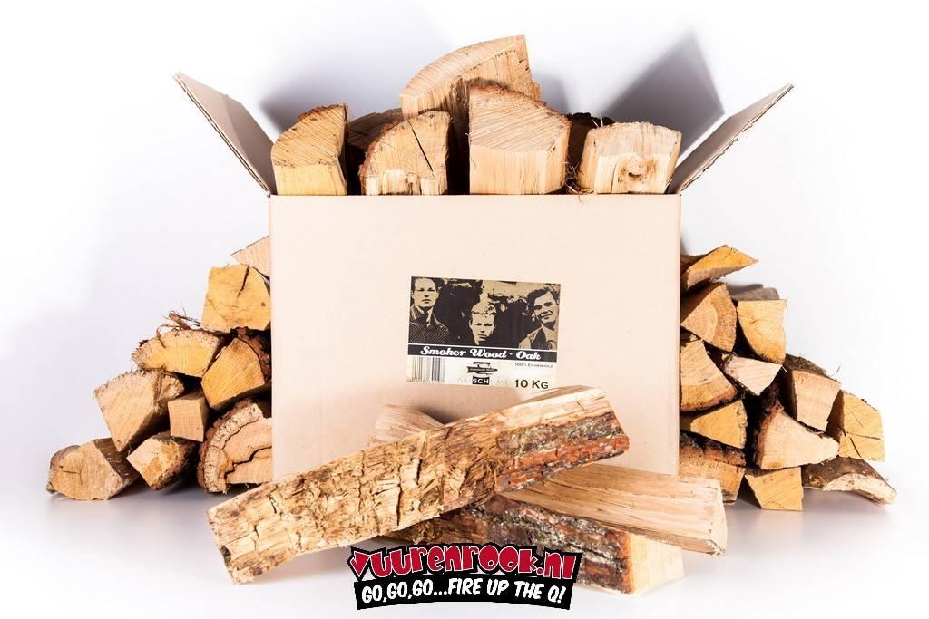Axtschlag Axtschlag Oak Sticks 10 Kilo