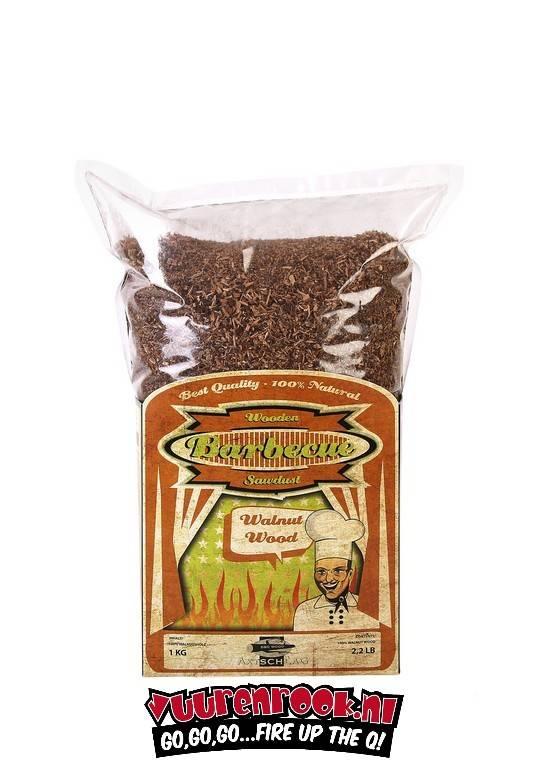 Axtschlag rookmot Walnut 1 kilo (geschikt voor CSG)