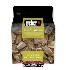 Weber Weber Apple/Appel Chunks 1,5 kilo