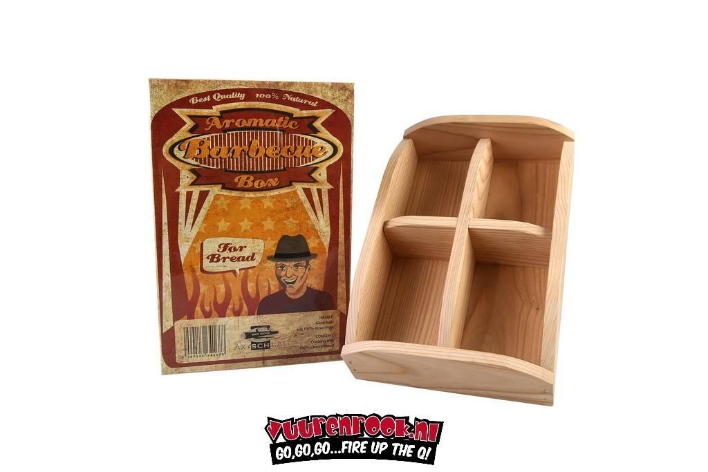 Axtschlag Axtschlag Bread Cooking Box 30x20x8 cm