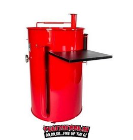 Gate Way Drum Smokers Side Table 55 Gallon