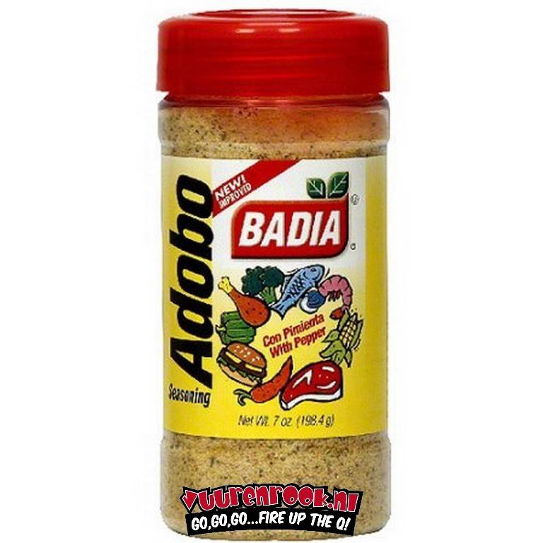 Badia Adobo Seasoning With Pepper