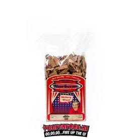 Axtschlag chips Hickory 1 kilo