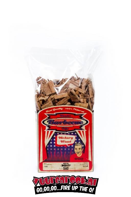 Axtschlag Axtschlag Smoke chips Hickory 1 Kilo