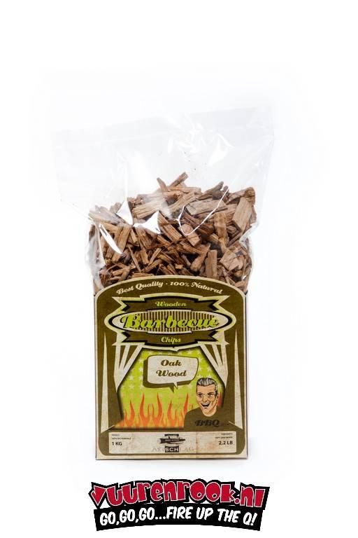 Axtschlag chips Oak 1 kilo