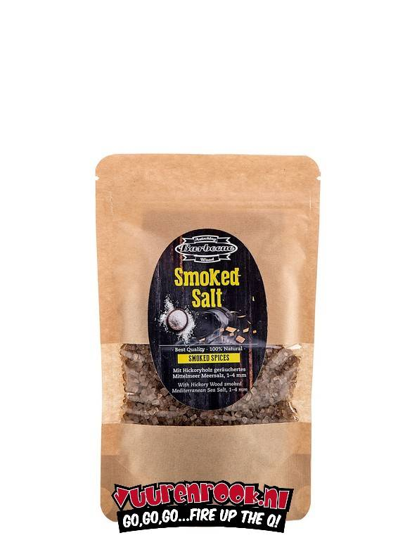 Axtschlag Axtschlag Hickory Smoked Salt 150 Gram