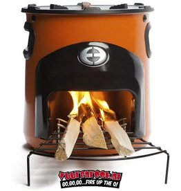 Envirofit Hout Stove Orange