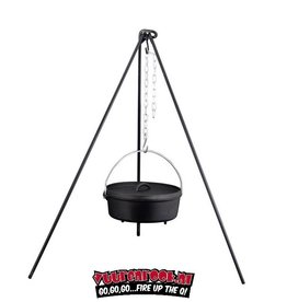 CampChef Heavy Duty Dutch Oven Tripod  50 (Driepoot incl. Tas)