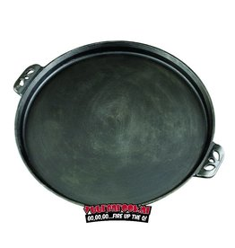 CampChef Cast Iron Pizza Pan 14 (Deep Pan Pizza)