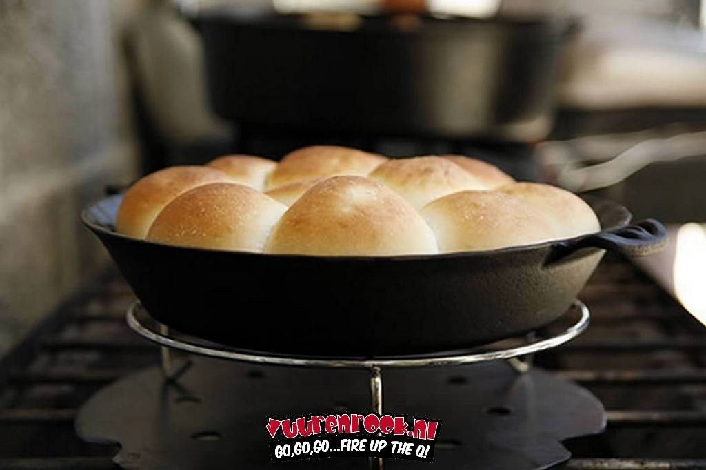 CampChef Cast Iron Pie Pan 10