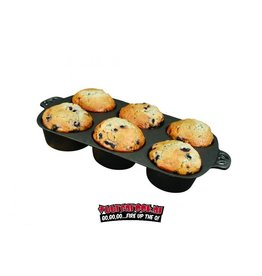 CampChef CampChef Cast Iron Muffin Pan