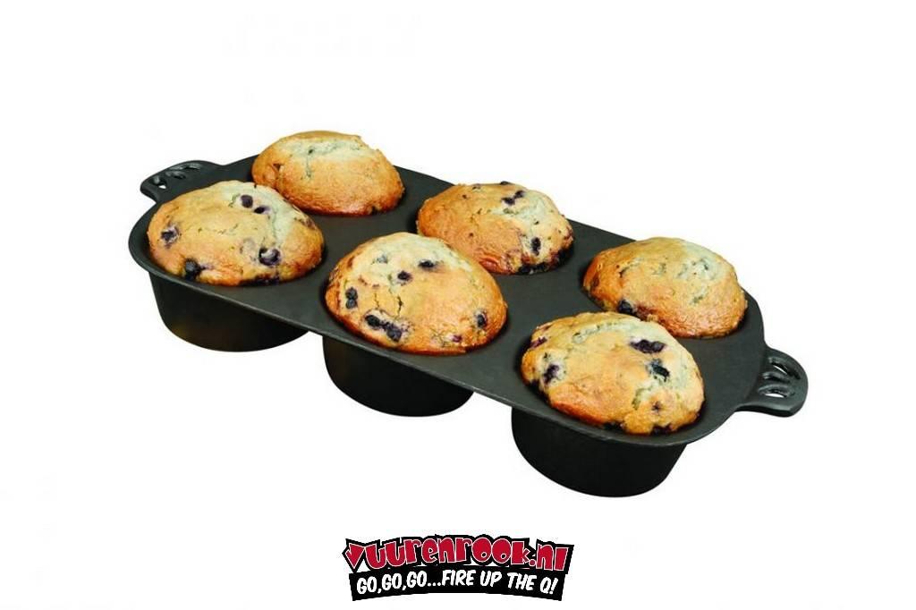 CampChef Cast Iron Muffin Pan