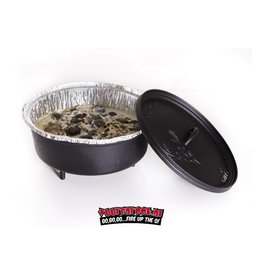 """CampChef 12"""" Disposable Dutch Oven Liners (3st)"""