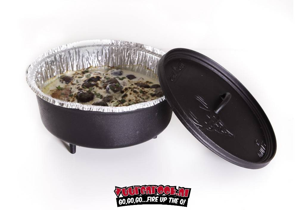 "CampChef 12"" Disposable Dutch Oven Liners (3st)"