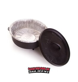 "CampChef CampChef 10"" Disposable Dutch Oven Liners (3st)"
