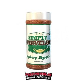 Simply Marvelous Simply Marvelous Spicy apple Rub XL