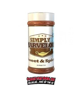 Simply Marvelous Simply Marvelous Sweet and Spicy Rub XL