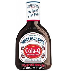 Sweet Baby Ray's Cola Q (UNIEK IN EUROPA!)