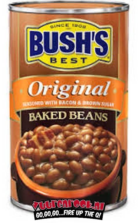 Bush Baked Beans Original
